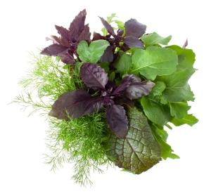lettuce boquet