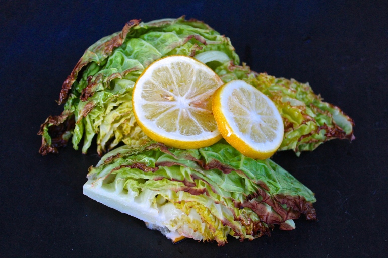 cabbage with lemon