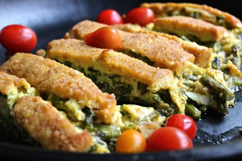 asparagus loaf